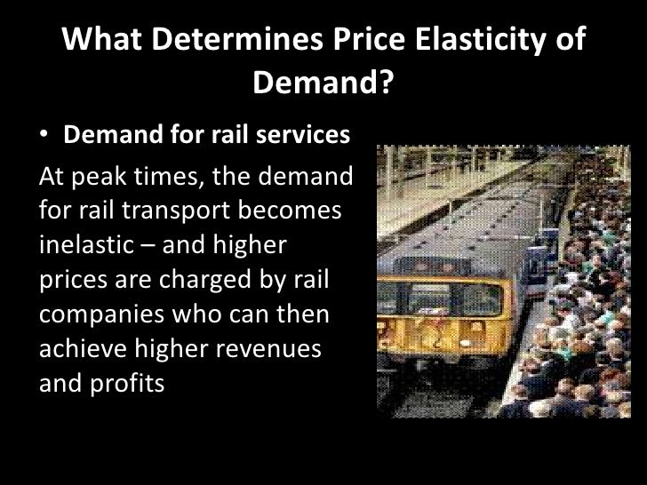 the concept of demand for transport Some of the factors that influence the supply of a  refer to the fact that better transport facilities increase the supply  demand and supply & concept of demand .