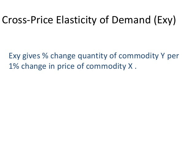 """case study on elasticity of demand And they will supply more products when there is a low demand the quantity supply of the product increases and as the price decreases the quantity supply decreasescase study 1: """"farmer's group raps nfa head on rice import move"""" 1."""