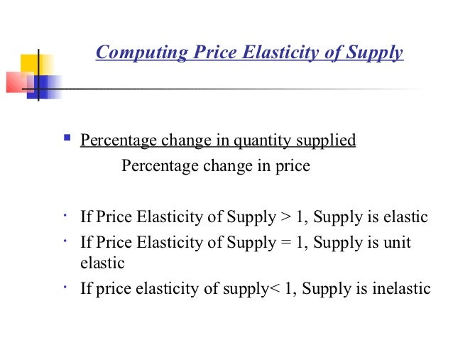 price elasticity of computers Ieee cloud computing published by the ieee computer society  that the  price elasticity of demand for computer hardware is inelastic, but that the degree  of.