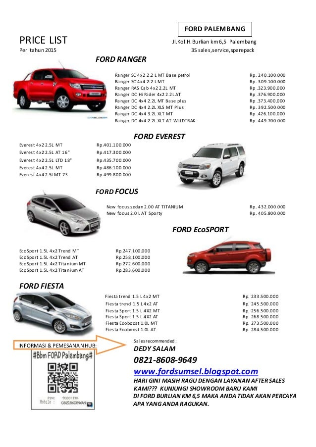 daftar harga mobil ford palembang on ford ranger, ford explorer, ford deadline, ford raptor, ford falcon, ford bronco, ford fiesta, ford flex, ford expedition, ford excursion, ford atlas, ford mustang, ford fusion, ford f-series, ford draw something, ford edge, ford weekender, ford escape, ford focus, ford ecosport,