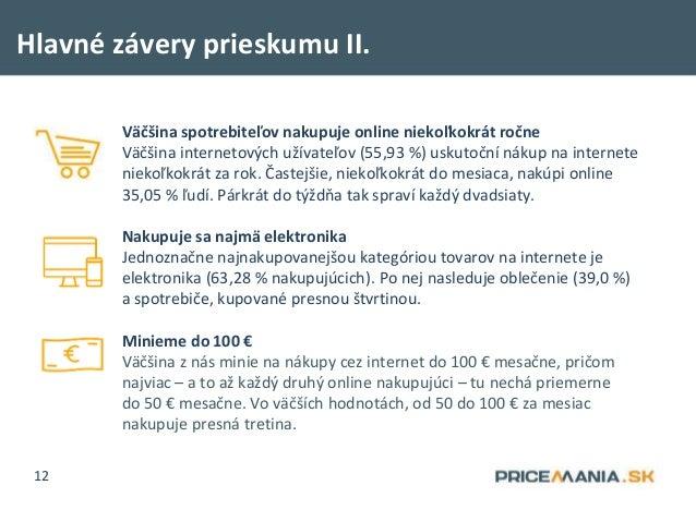 eedc88ec060f Prieskum nákupného správania Slovákov na internete 2015
