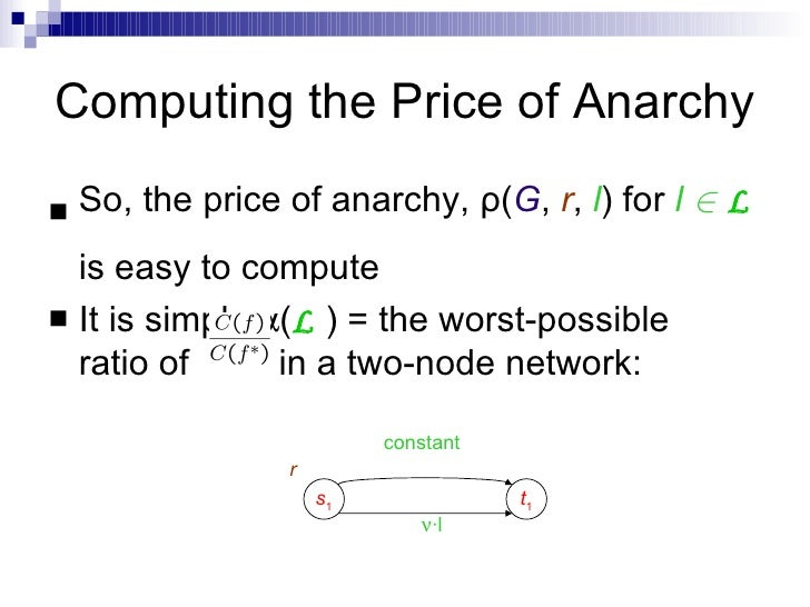 advantages of anarchy The term oligarchy refers to a form of government that concentrates power in the hands of an elite group, rather than a central figure, an elected assembly or the people at large, and the primary advantages appear to exist for the benefit of that elite group, while the disadvantages apply to the.