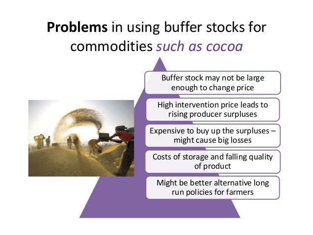 buffer stocks Background of national food buffer stock company (nafco) government, in line with its mandate to accelerate the modernisation of agriculture and to increase the productivity of the ghanaian farmer, has introduced a number of interventions to achieve this mandate.