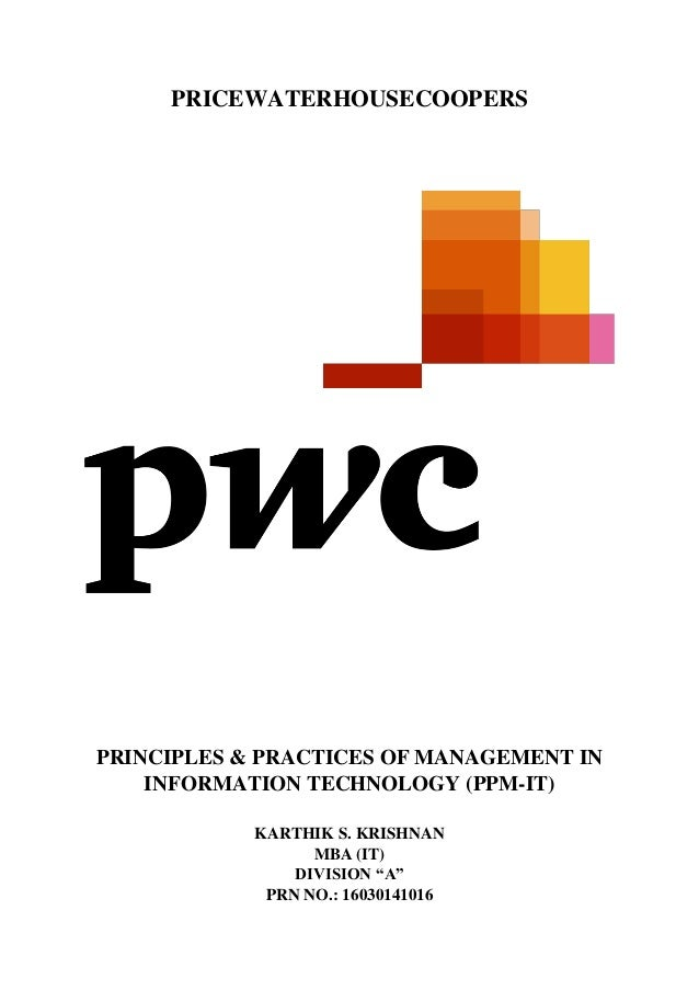 price waterhouse coopers Eight out of 10 consumers surveyed by pricewaterhousecoopers' health •  research institute (hri) said that inefficiency in the healthcare system is not only .