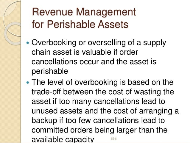 pricing and revenue management in supply chain pdf