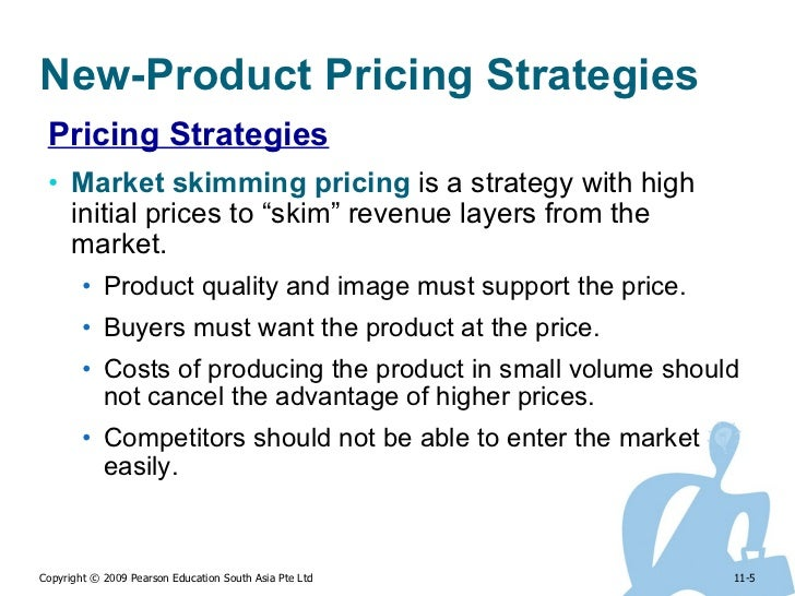 Pricing marketing essay