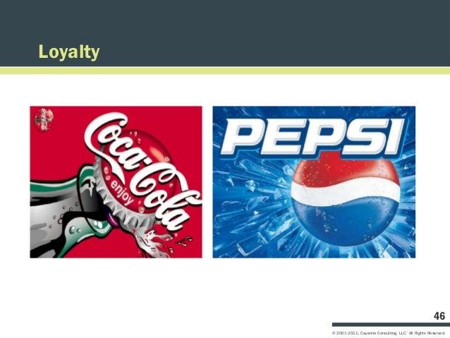 Loyalty                                                              46          © 2001-2011, Cayenne Consulting, LLC. All...