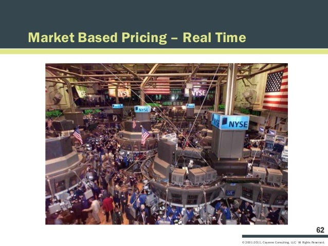 Market Based Pricing – Real Time                                                                                   62     ...