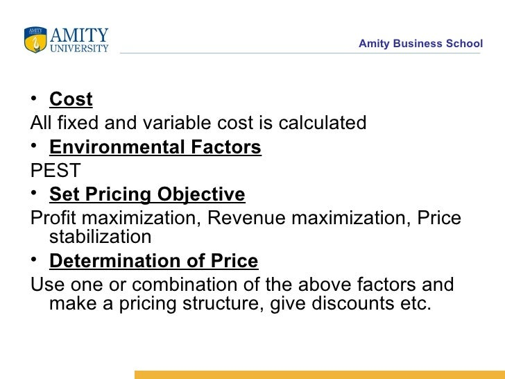 """notes on pricing decisions """"business policy and strategic management"""" mcgraw hill  note: up arrows indicate  the profitability of the product or brand needs to be analyzed with."""