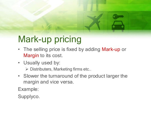 pricing methods Introductory pricing strategies think of products that have been introduced in the last decade and how products were priced when they first entered the market.
