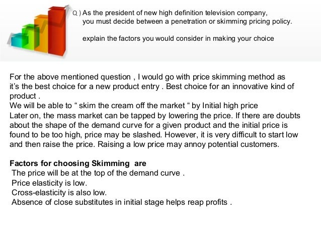 Penetration pricing definition
