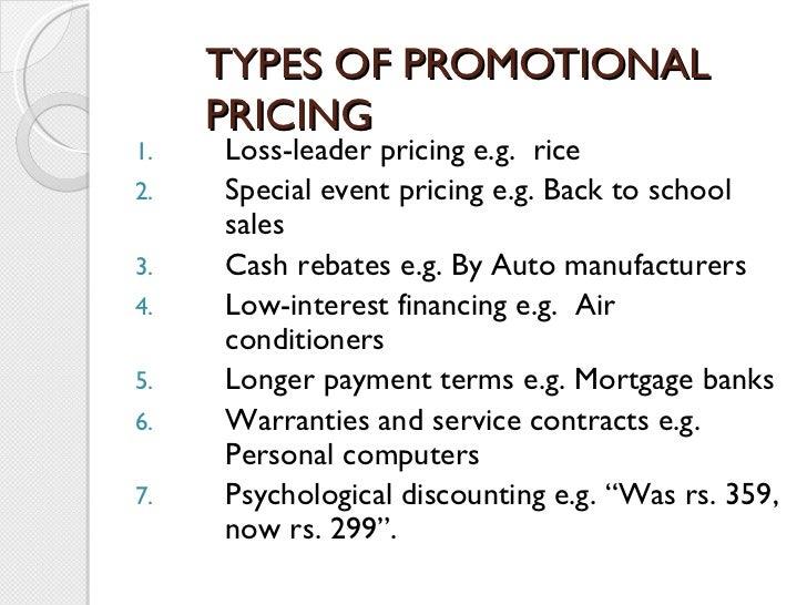Pricing Strategies Philip Kotler