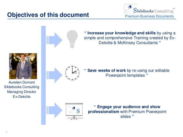 Pricing Strategies Template & Framework| By ex-McKinsey Slide 2