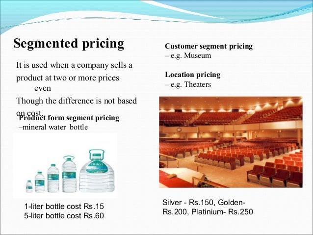 skimming pricing examples india