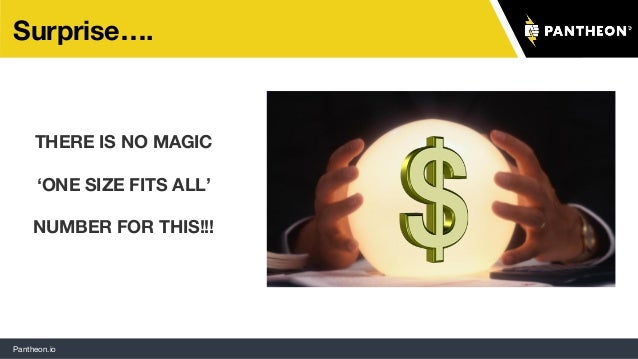 Pantheon.io Surprise…. THERE IS NO MAGIC 'ONE SIZE FITS ALL' NUMBER FOR THIS!!!