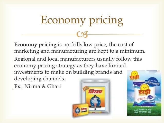 pricing strategies in rural marketing