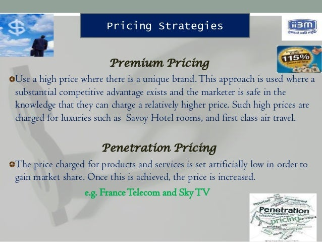 kleinmann bus companys strategy of penetration pricing and everyday low pricing