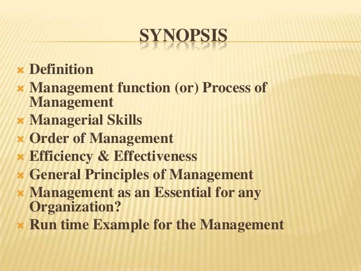 Priciples of management ppt final Slide 2