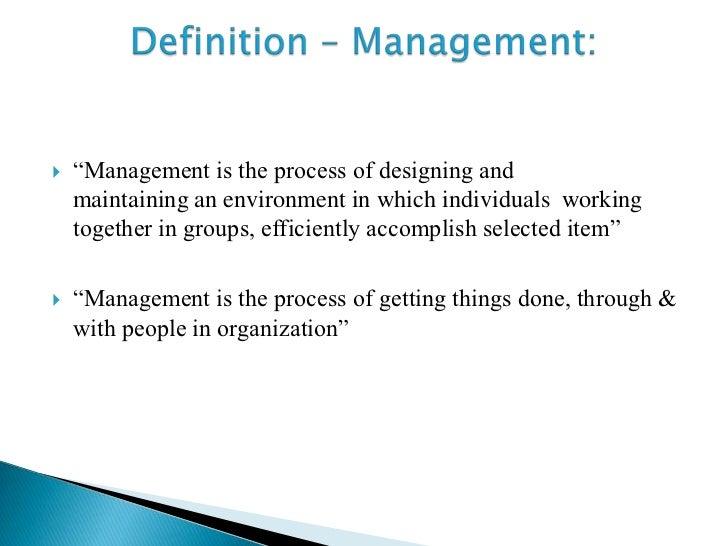Priciples of management ppt final Slide 3