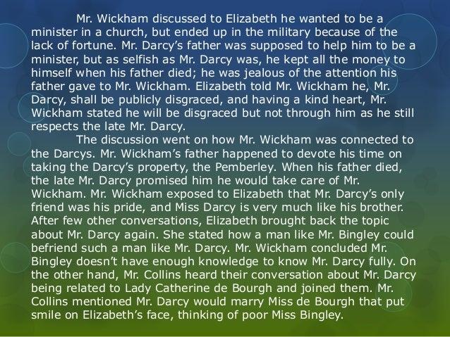 darcys letter to elizabeth