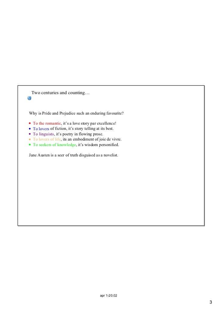 pride and prejudice summary pdf download
