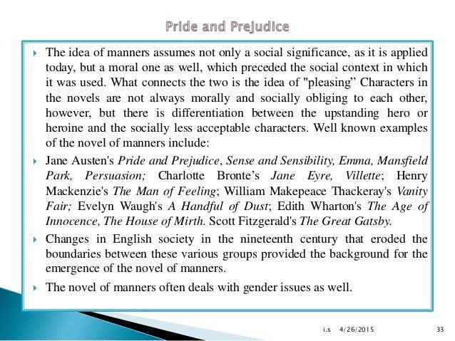 pride and prejudice book summary