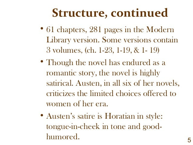 an overview of the womans class in the novel pride and prejudice by jane austen 1 the pride and prejudice of the characters in jane austen's novel pride and prejudice katarina andersson c essay department of languages and literatures.