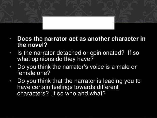 Write a short note on the narrative technique of Pride and Prejudice.