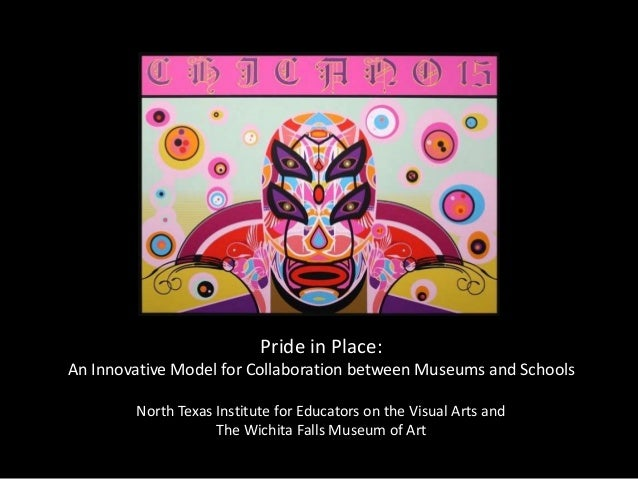 The North Texas Institute for Educators on the Visual Arts (NTIEVA) is an art education institute that has been at the Uni...