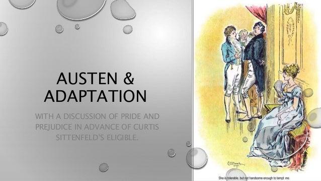 pride and prejudice summary