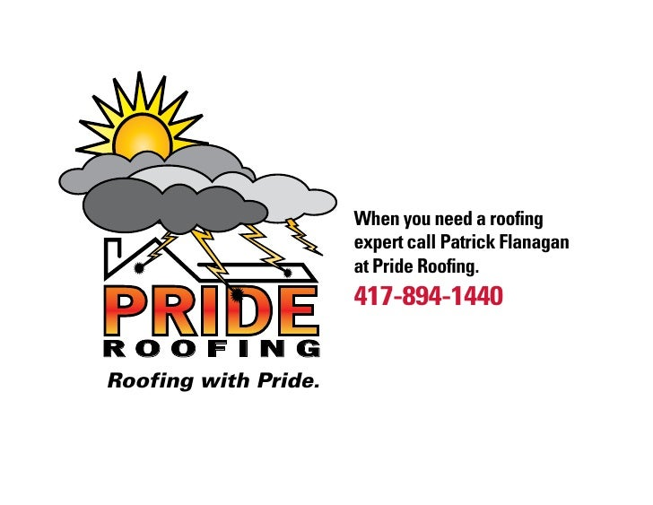 When You Need A Roofing Expert Call Patrick Flanagan ...