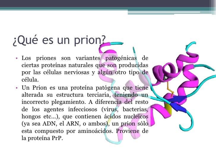 Resultado de imagen de prion virus
