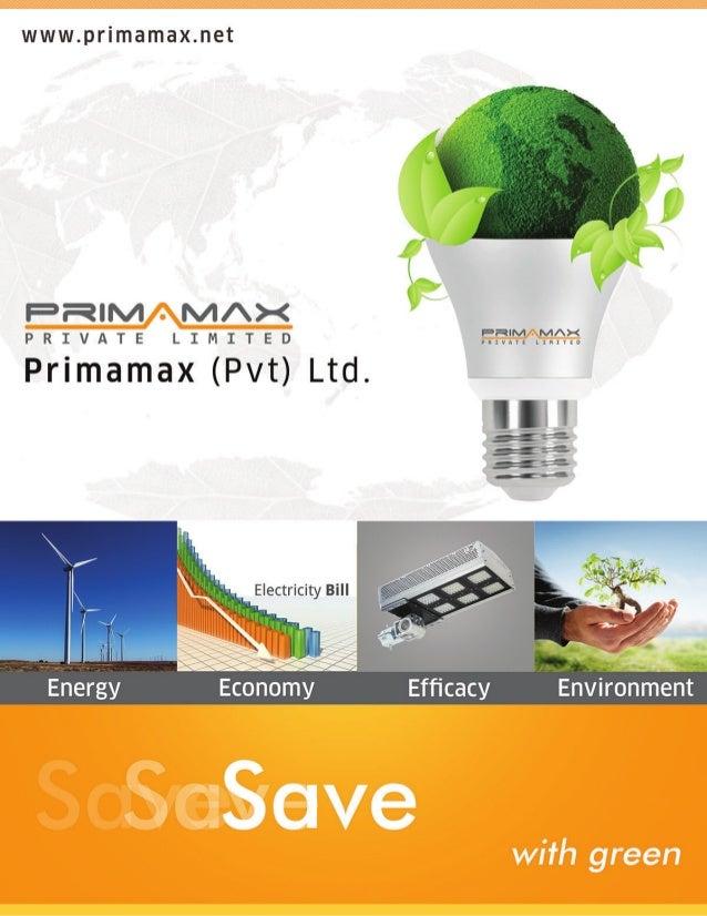 Primamax brochure