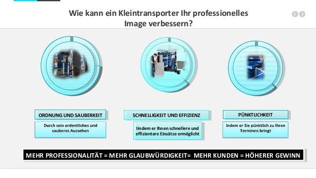 Wie kann ein Kleintransporter Ihr professionelles Image verbessern? ORDNUNG UND SAUBERKEITORDNUNG UND SAUBERKEIT SCHNELLIG...
