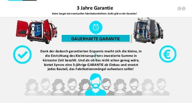 3 Jahre Garantie Keine Sorgen bei eventuellen Fabrikationsfehlern: dafür gibt es die Garantie! DAUERHAFTE GARANTIEDAUERHAF...