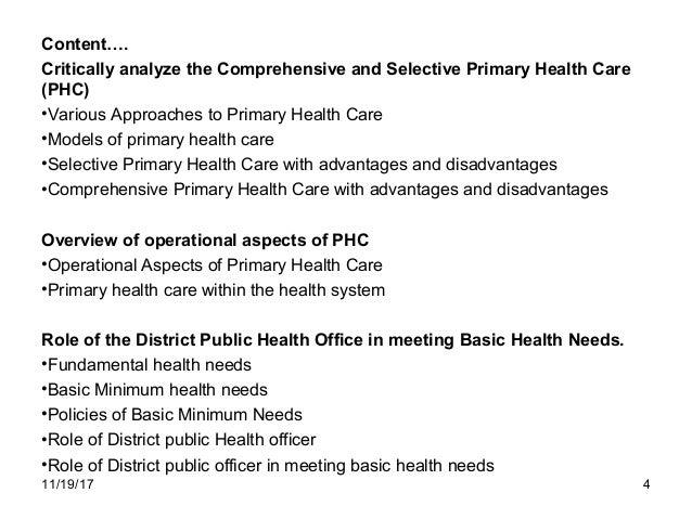 advantages of public health care system