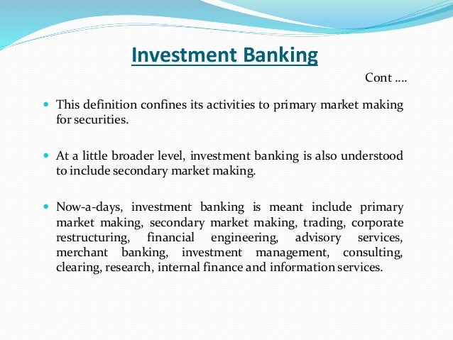 what is meant by primary market