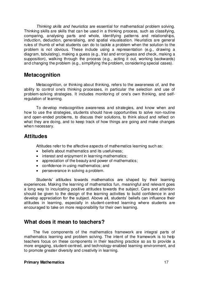 Stunning Skills In Mathematics Images - Math Worksheets - modopol.com