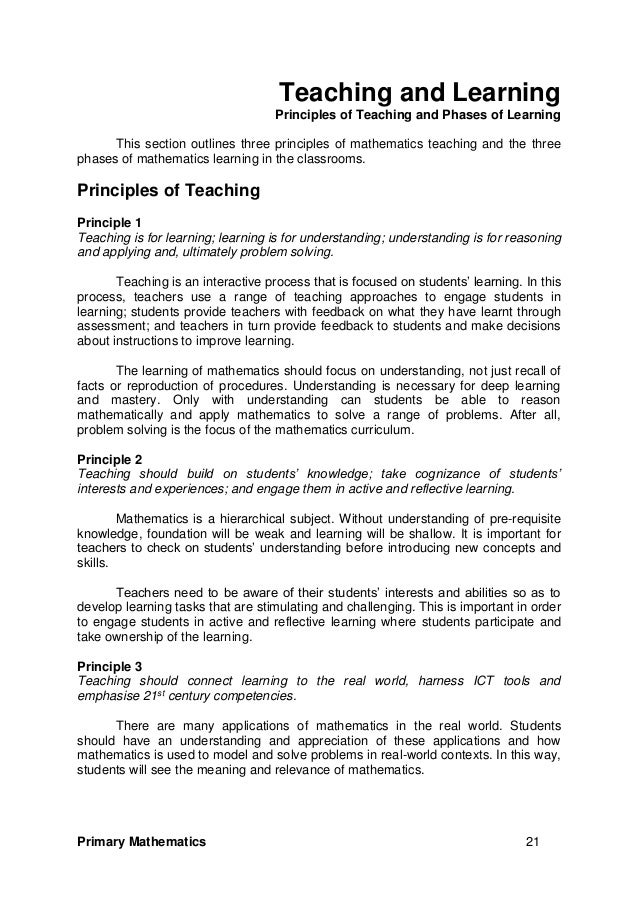 Primary mathematics syllabus_primaria singapur
