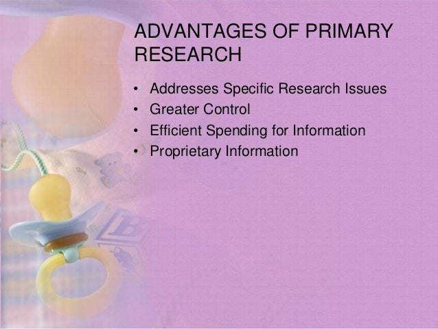 primary research method There are various methods of primary research: we've just flicked the switch on moving all our digital resources to instant digital download - via our new subject.
