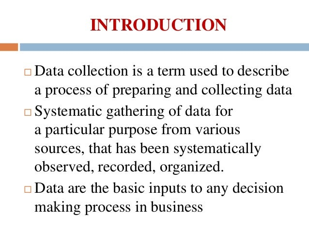 PRIMARY SOURCE OF DATA COLLECTION DOWNLOAD