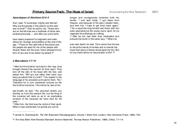 old testament pseudepigrapha charlesworth pdf