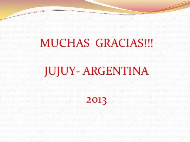 Jujuy Primavera 2013