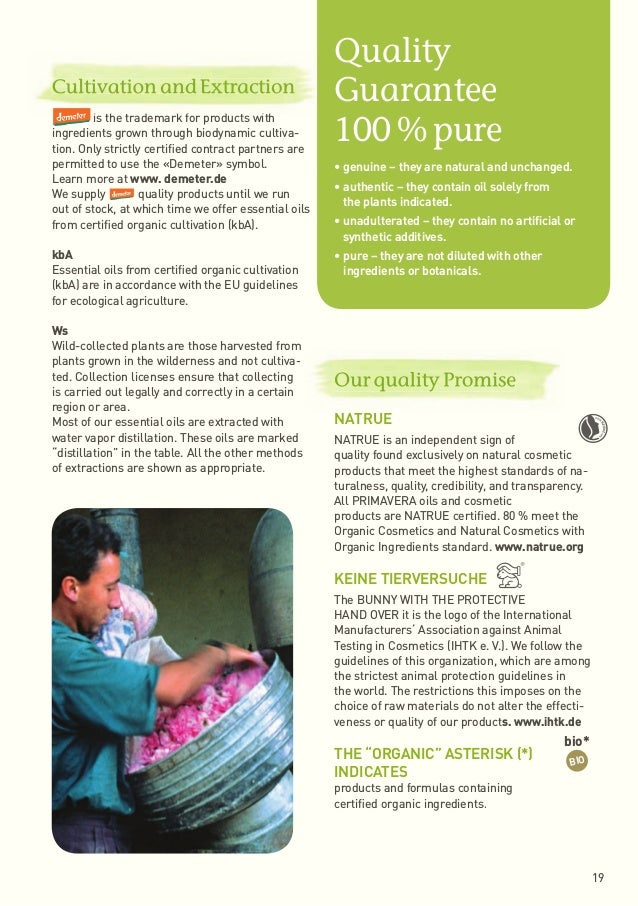 Primavera Aromatherapy in UAE