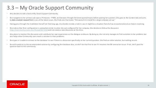 Oracle Primavera Support Accreditation Study Guide