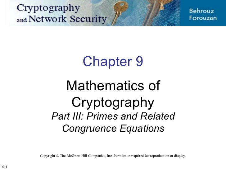 9. Copyright © The McGraw-Hill Companies, Inc. Permission required for reproduction or display. Chapter 9 Mathematics of C...