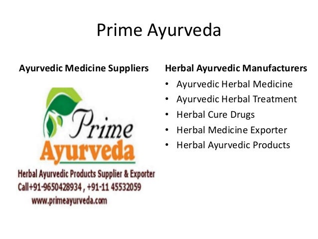 Prime Ayurveda Ayurvedic Medicine Suppliers  Herbal Ayurvedic Manufacturers • Ayurvedic Herbal Medicine • Ayurvedic Herbal...