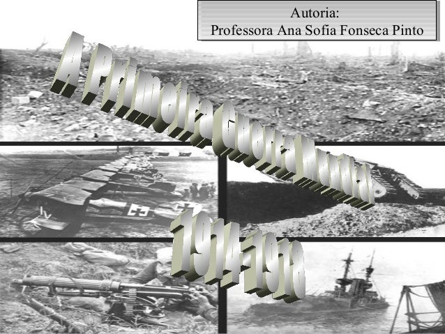 Autoria: Professora Ana Sofia Fonseca Pinto Autoria: Professora Ana Sofia Fonseca Pinto