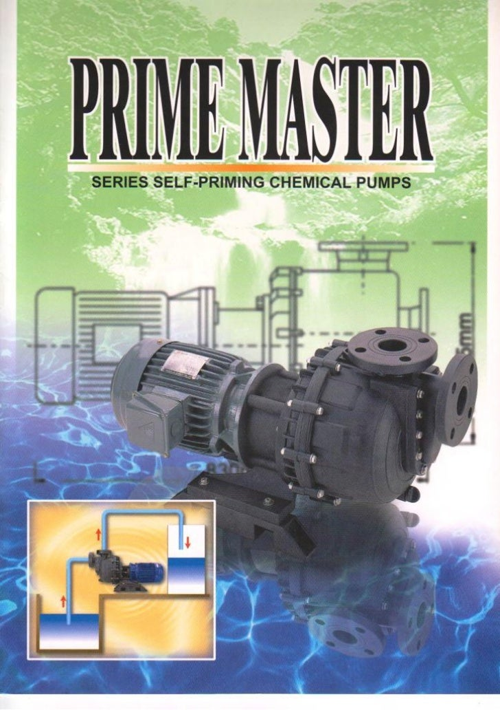 Prime master brosure