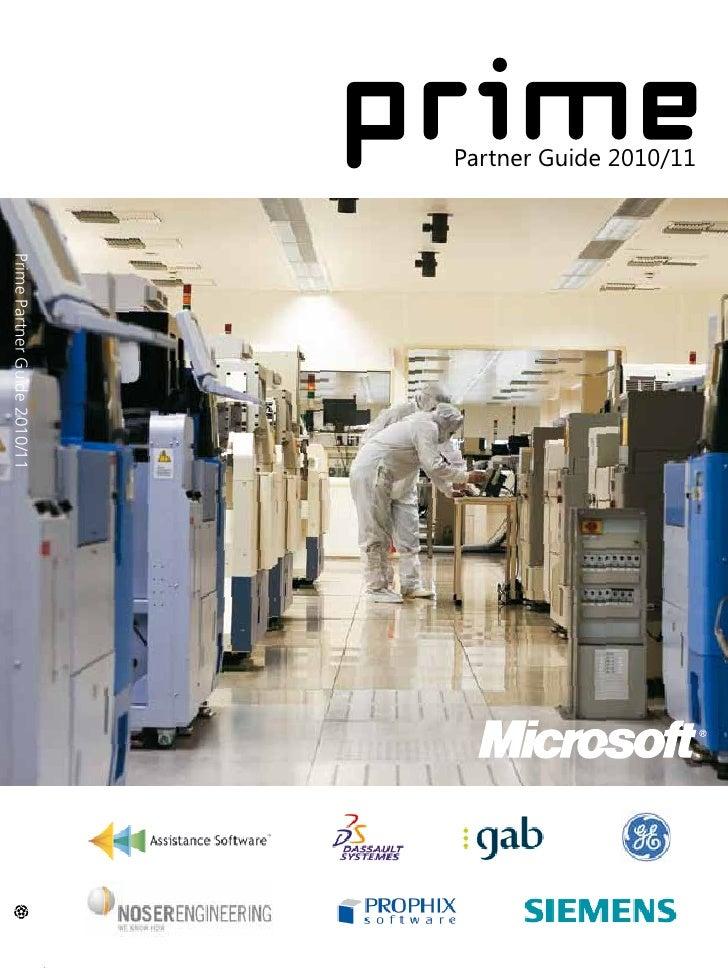 Partner Guide 2010/11